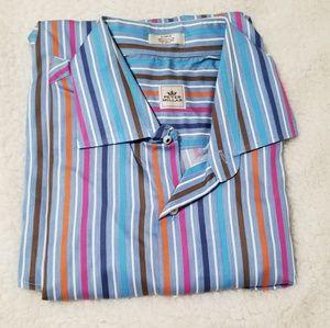 Peter Millar Large Dress Shirt